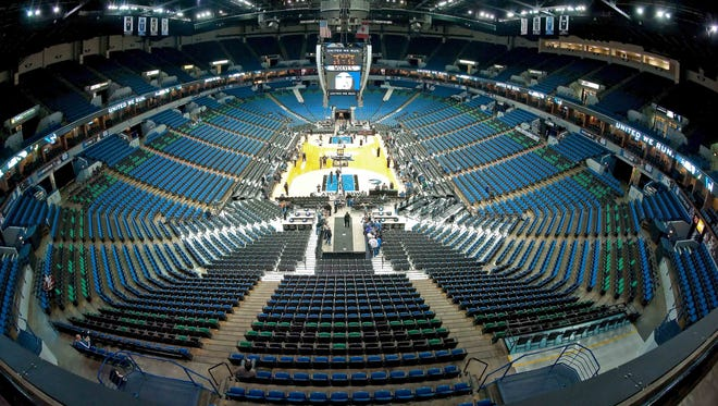 The Target Center will get upgrades soon.