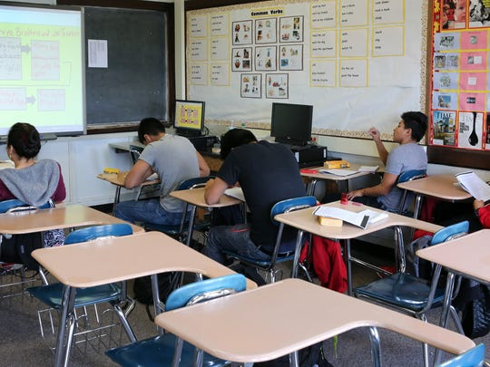 New York is suffering a teaching shortage in several areas of the state and subjects, including special education and bilingual education, a report May 24, 2017, from the state School Boards Association said.