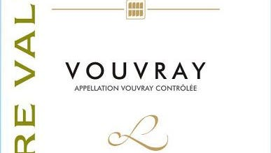 Sauvion Vouvray French wine.