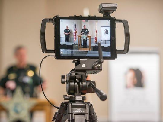 Escambia County Sheriff David Morgan talks about law
