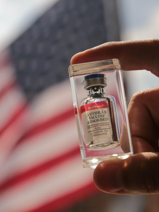 DFP Anthrax Vaccine(6)