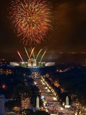 Thousands will once again flock to the Benjamin Franklin Parkway for the Wawa Welcome America festival on July 4. The event also features a series of mini-activities leading up to the big concert.