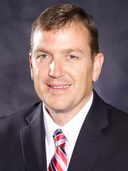 "Dixie State University President Richard ""Biff"" Williams"