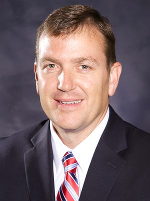 "Dixie State University President Richard ""Biff"" Williams"