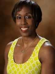 Four-time Olympian Joetta Clark Diggs of Hillsborough