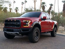 Ford's F-series has led the nation in pickup sales for 40 years.