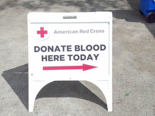 The American Red Cross is looking for volunteers to donate blood.