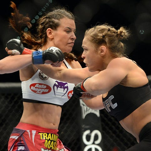 Why Ronda Rousey, Miesha Tate should end careers with trilogy fight