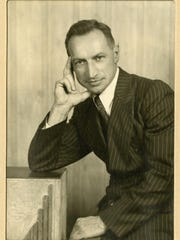Werner Neuse was born in Germany and later immigrated