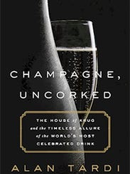 """""""Champagne, Uncorked"""" is a new book by local author"""