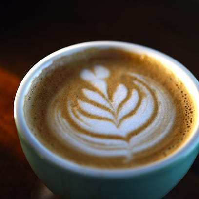 Slow Hand Coffee's velvety lattes are as lovely to