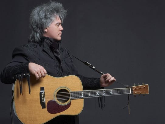 Country-roots stalwart Marty Stuart plays Thursday,