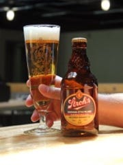 Stroh's Bohemian-style Pilsner will be available in Michigan starting Aug. 22, 2016, according to a news release from Pabst Brewing Company.