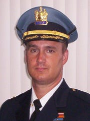 North Plainfield Police Chief William Parenti