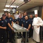 Omni Corpus Christi Hotel cooks Thanksgiving dinner for first responders