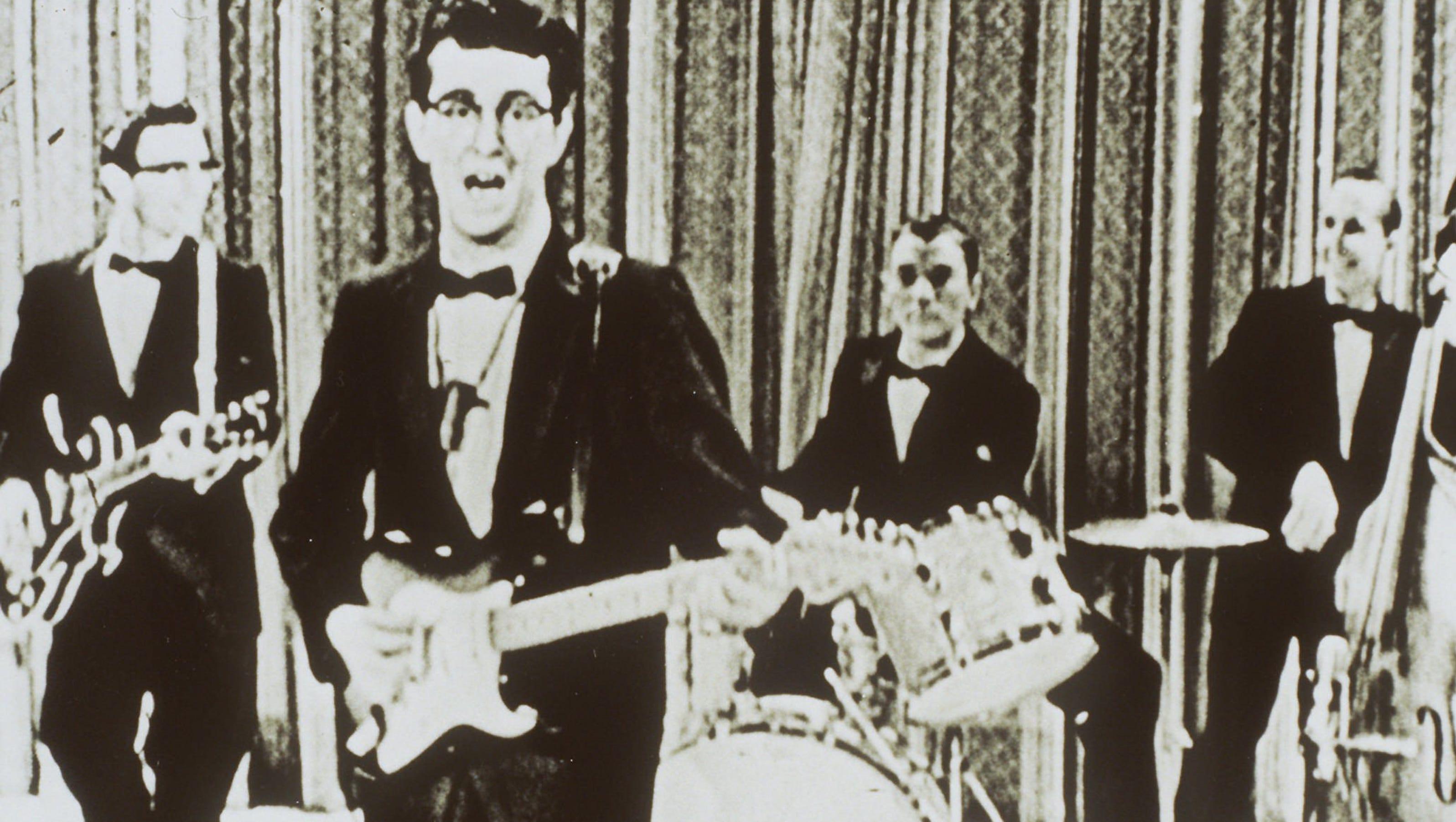 The Crickets - Buddy Holly The