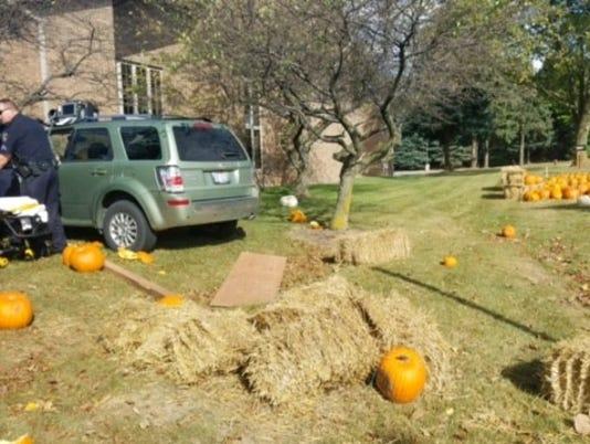 ply pumpkin crash