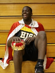 Saginaw basketball star Draymond Green