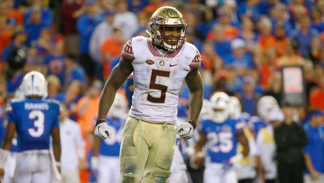 Florida State signed multiple linebackers this class to help replace outgoing senior Reggie Northrup.
