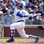 Cubs second baseman Javier Baez has a powerful bat, but needs to cut down on his strikeouts.