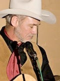 """Jim Jones will be in Deming Thursday for a free concert. He received a 2013 Western Writers of America Spur Award for Western Song of the Year for """"Texas is Burnin'."""""""