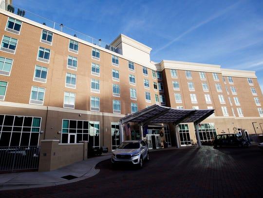 The $8.2 million, 140-room, Hilton Garden Inn by Quality