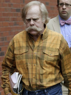 HarveyUpdyke, a University of Alabama football fan, pleaded guilty to poisoning the Toomer's Oaks in 2010.