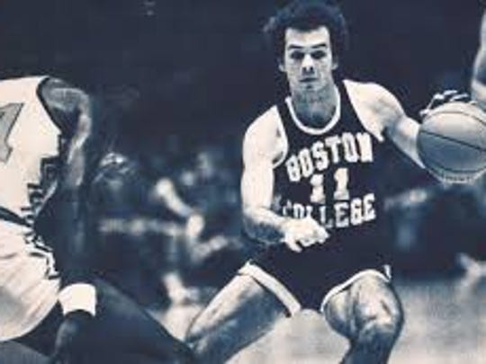 Jim Sweeney was the captain of the Boston College basketball team during the infamous point shaving scandal.