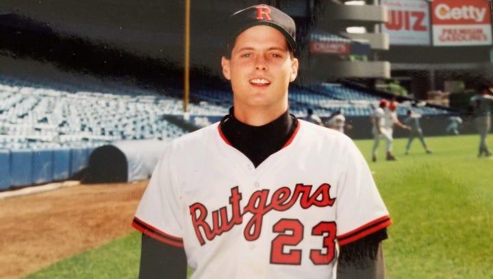 Former St. Joseph baseball star Doug Alongi goes from walk-on to Rutgers Hall of Fame