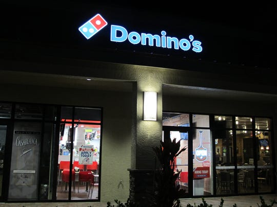 Domino's opened Nov. 9 next to BurgerFi in Creekside Corners on the southeastern corner of Goodlette-Frank and Immokalee roads in North Naples.