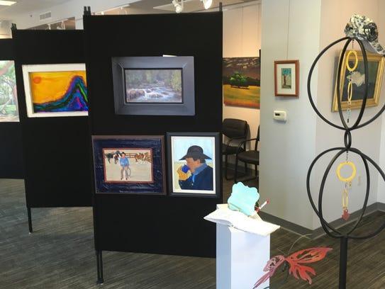 The Wichita Falls Art Association Gallery will be one