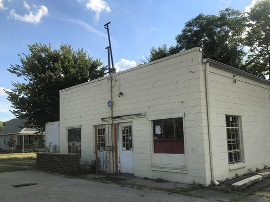 The 4022 S. Shelby St. building where Thunderbird owner