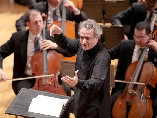 Louis  Langrée will lead his fourth season as music