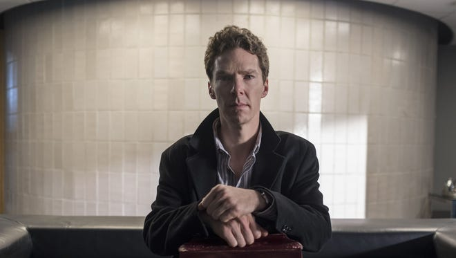 "Benedict Cumberbatch as Patrick Melrose in ""Patrick Melrose."""