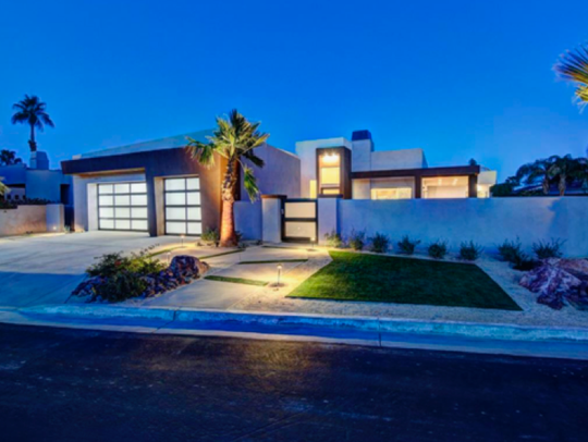The Estates at Indian Wells development offers exclusive