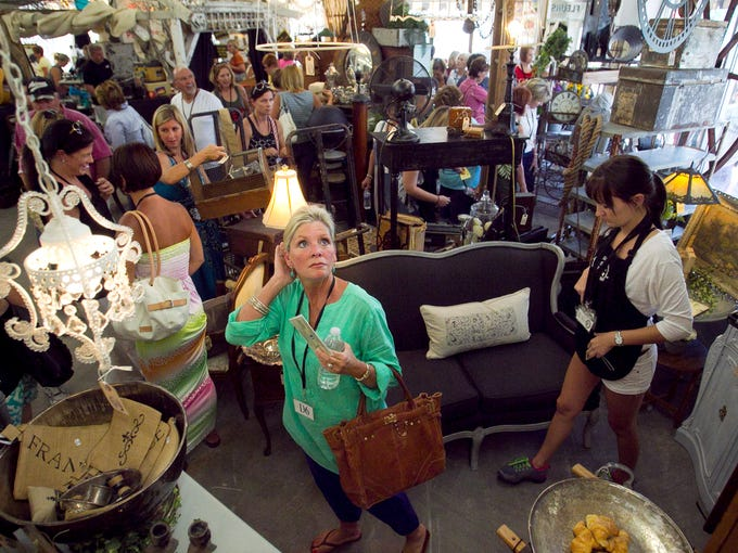 Sweet Salvage | Sweet Salvage hosts four-day themed