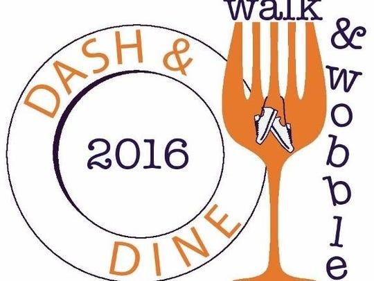 Dash & Dine is Oct. 8.