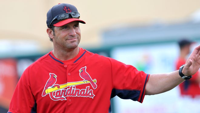 The Sporting News ranks Cardinals' skipper Mike Matheny as only the 11th-best manager in baseball.