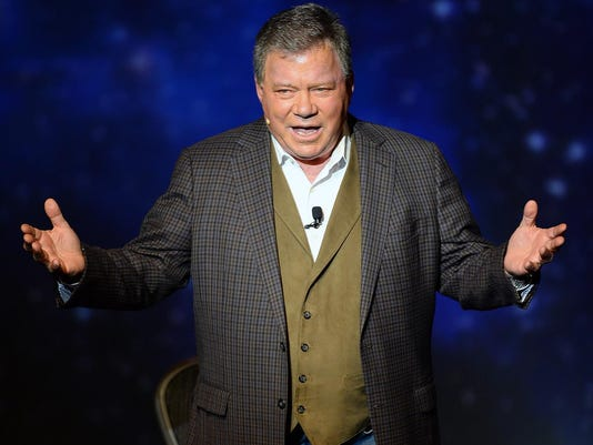 """William Shatner's One-Man Show """"Shatner's World: We Just Live In It"""" At The MGM Grand"""