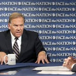 """Bob Schieffer's last day as host of CBS's """"Face the Nation"""" will be May 31."""