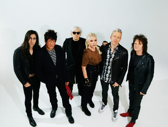 Blondie will headline Bohemian Nights at NewWestFest