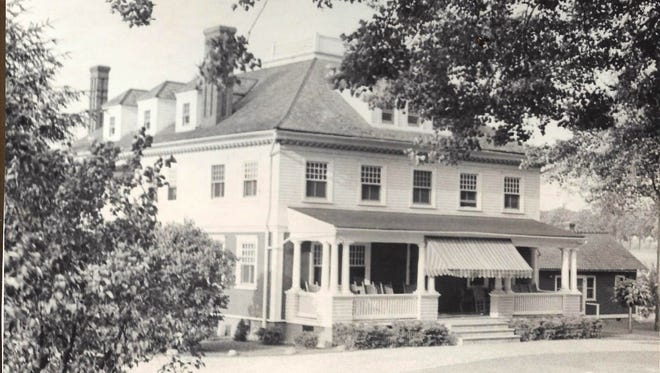 The Lebanon County Historical Society has received an answer to this History Mystery published Sept. 26. This building was the home of Sen. William C. Freeman Jr., which later became the clubhouse of the Quentin Riding Club. The picture appears to be from the late 1940s.