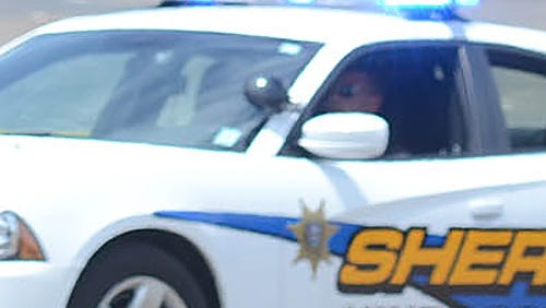 A Hinds County Sheriff's deputy