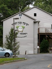 A religious building at the corner of Highview Avenue and College Road in the Ramapo village of Suffern