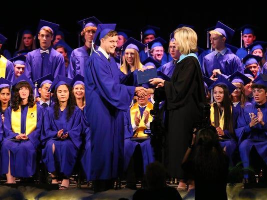 2017 U-Prep High School graduation