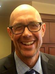 Iowa DOT Director Mark Lowe