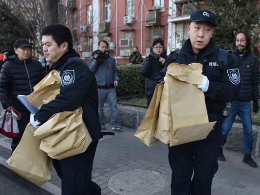 CHINA-CRIME