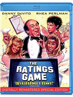 'The Ratings Game' is part satire, part romantic comedy.