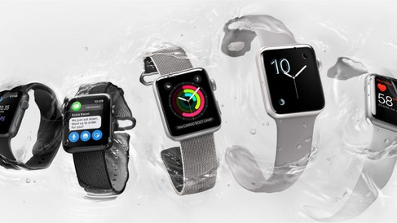 Record sales for Apple watch during first week of holiday shopping