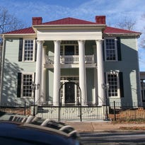 Wilhite House restoration nearly finished in downtown Anderson